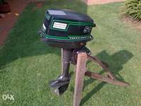 Image of outboard motor