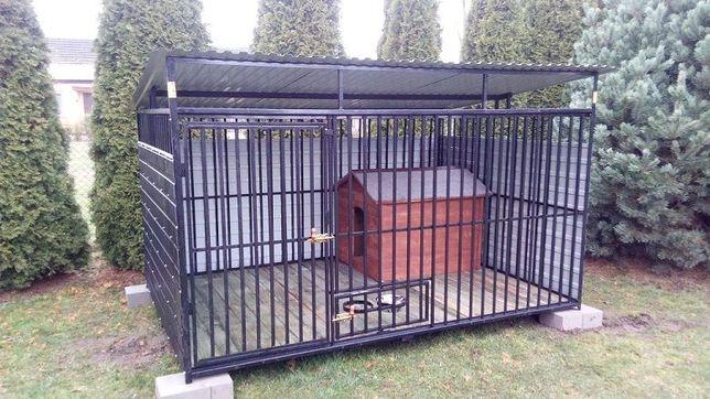 Kojec Dla Psa Kojce Klatka Boks Kojce Dla Psów Boksy OPC24H !!! Pruszków - image 2