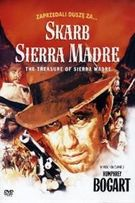 SKARB SIERRA MADRE Humphrey Bogart płyta DVD film