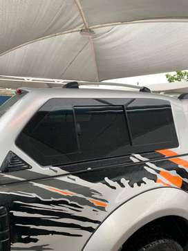 Wildtrack Double Cab Canopy
