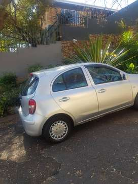 Nissan micra very light on fuel for sale.