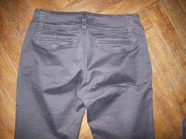 ciemnoszare spodnie, rozm. 27, bawełna - elastan