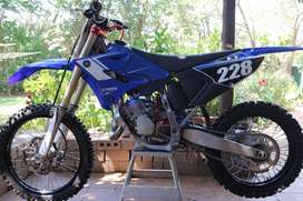 Yamaha YZ 125 Dream Bike