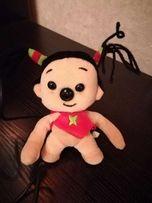 Веб-камера, вебка USB Кукла Долли новая