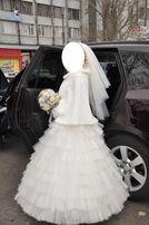 Новая цена! Свадебное платье