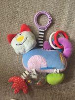 Розвивающая игрушка taf toys кошка погремушка на коляску