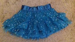 Классная пышная юбка - пачка на 9-18 мес. в отличном состоянии