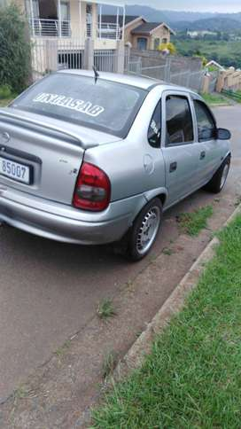 Opel corsa lite 1.4.free flow stainless steel exhaust system