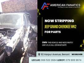 #6 Now Stripping Jeep Grand Cherokee WK2 for spares