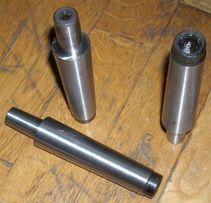 Оправка КМ3 - В16 (для сверлильного патрона). Можно использовать в НГФ