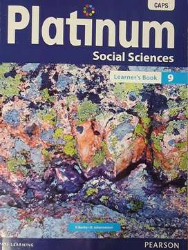 Platinum School books Grade 9