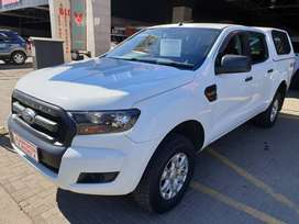 *2017 Ford Ranger 2.2Tdci Auto 4x4 Doublecab-Only 100800km-R319900