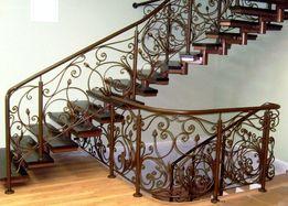 Металлоконструкции: навесы, лестницы, ворота, киоски, бытовки, ангары.