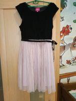 Нарядное платье на девочку, размер 12