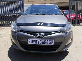Hyundai i20 Year Model: 2013