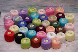 Нитки для вязания и вышивки! YarnArt Iris (ЯрнАрт Ирис) хлопок купить