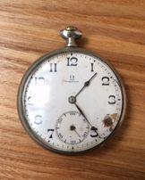 Карманные часы Omega, винтаж, 1920-х годов.