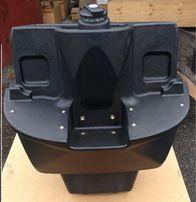 Zbiornik paliwa przedni New Holland T4000 CASE STEYR