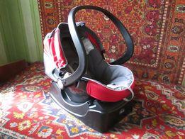 Крісло автомобільне дитяче до 12 кг\ до 1 року фірма Chico