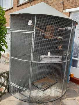 Half Round cage for sale