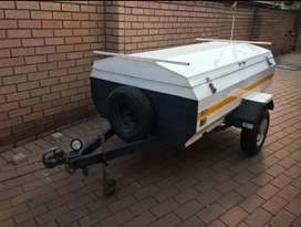 VENTER TRAILER FOR SALE 1 OWNER SINCE NEW