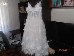 Оригінальна та цікава весільна сукня