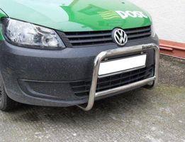 Защитная дуга кенгур на VW Caddy Touran