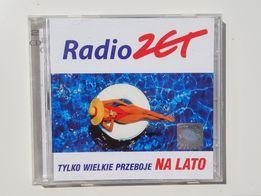 Płyta CD Radio Zet Tylko wielkie przeboje. NA LATO