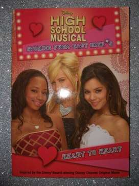 High School Musical - Stories From East High #6 - Heart To Heart