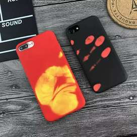 IPhone 6 heat sensitive case