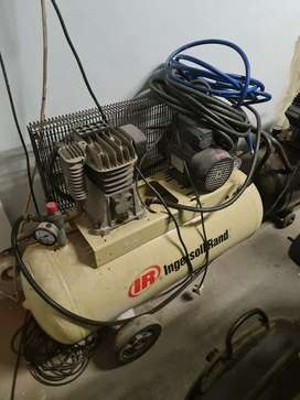 Ingersoll Rand 150L Compressor - Excellent Condition