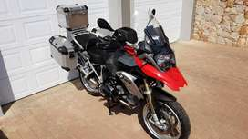 GS1200, 2013, LC, Excellent Condition, All extras.
