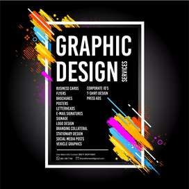 Totally awesome Graphic Design services!