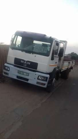 Transport for hire 8tone truck