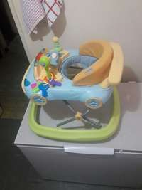 Image of Baby musical walking ring