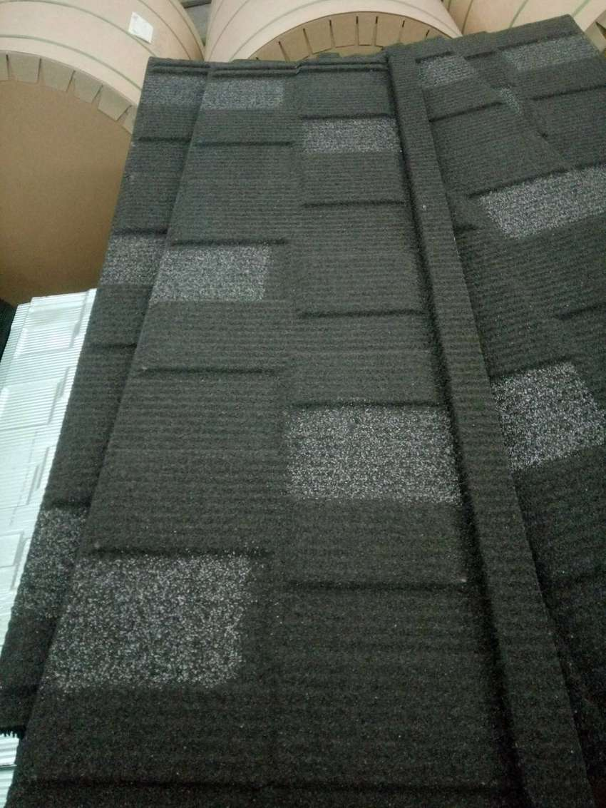 Durable newzealand stone coated roofing sheet with warrantee 0