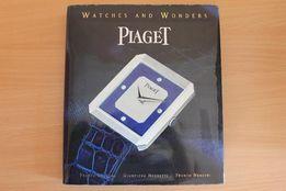 "Книга ""Piaget"" watches swiss часы годинник / английский язык english"