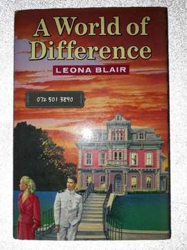 A World Of Difference - Leona Blair.