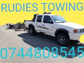 RUDIES TOWING 074480/8545
