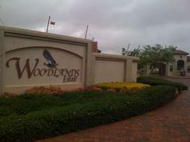 Townhouse for rental Woodlands Estate R8500,00 available 01 March 2020