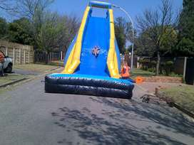 Giant Water Slide FOR HIRE
