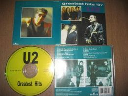 U2 greatest hits 97