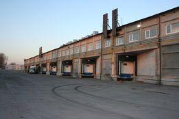 Складский комплекс 21000 м.кв. пр.Правда (уае)