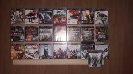 Kolekcja - gry PS3 w stanie idealnym od kolekcjonera