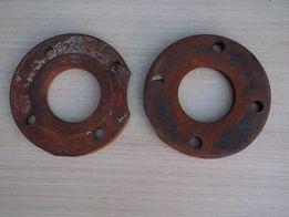 Продам стальные фланцы