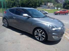 2013 Hyndai Veloster 1.6  leather seat 2door