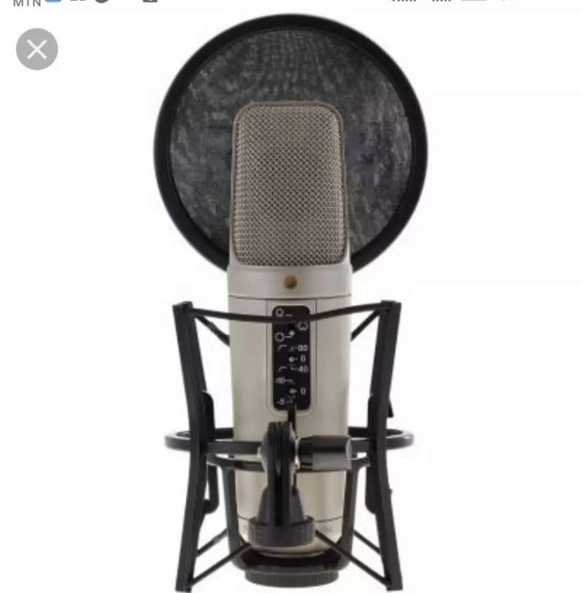 Rode microphone 0