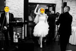 Suknia ślubna 2w1, ślubna, suknia,
