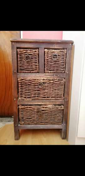 4 Drawer Chest or Side Table for Sale