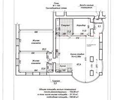 Жилая квартира 6 фонтана. 150 метров. (600 у.е за м)